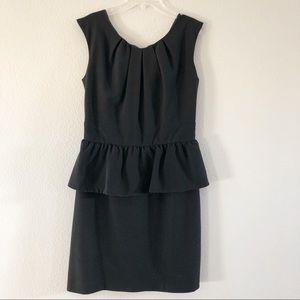 T. Milano Black Dress w Back Zipper. Sz 6.